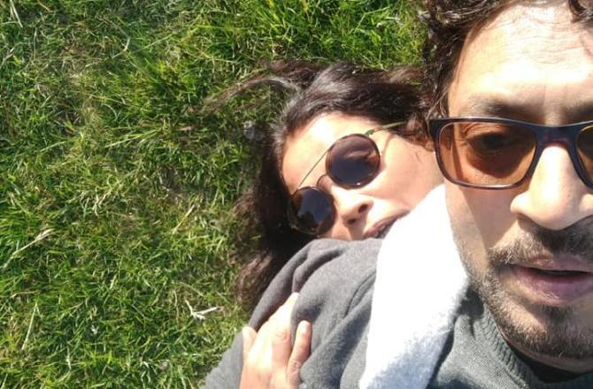 Irrfan's wife Sutapa Sikdar gets emotional on first Diwali without actor; shares throwback picture