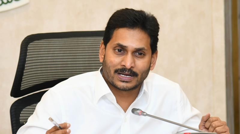 Jagan suggests Speaker to admit Chandrababu Naidu in mental asylum