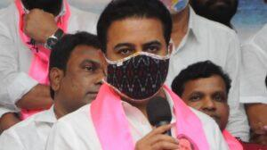 KTR to hold meet today with corporators on election of GHMC mayor, deputy mayor