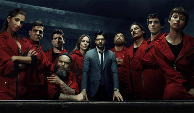 Korean adaptation of the Spanish hit series Money Heist in works at Netflix : Bollywood News – Bollywood Hungama