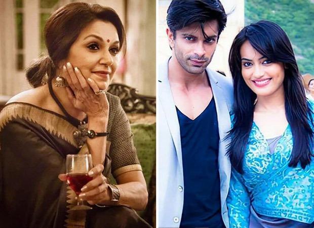 Lillete Dubey to join Karan Singh Grover and Surbhi Jyoti in Qubool Hai 2.0 : Bollywood News – Bollywood Hungama