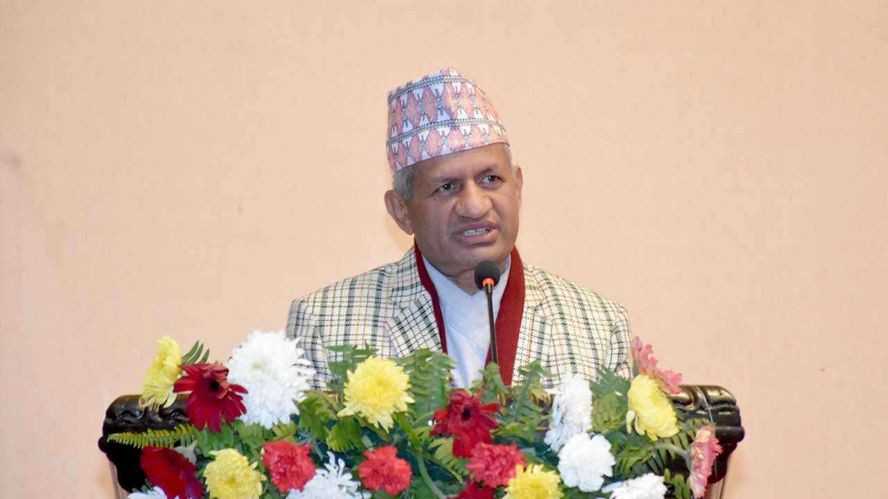 Nepal Foreign Minister Pradeep Kumar Gyawali to visit India this month