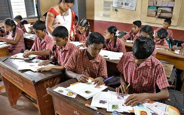 No new English-medium sections in government schools in 2020-21