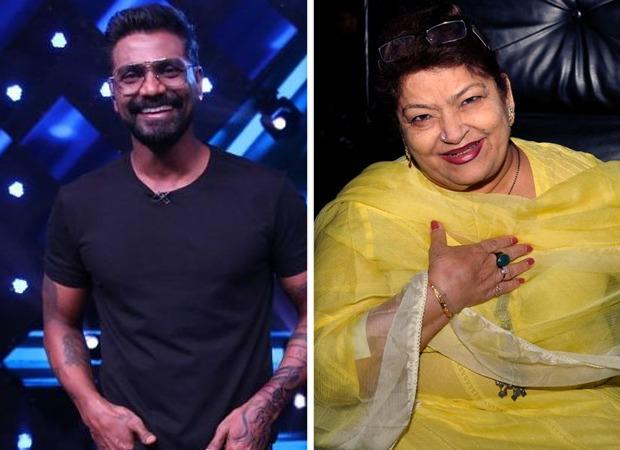 Remo D'Souza keen on making a biopic on late Saroj Khan; says it was her wish : Bollywood News – Bollywood Hungama
