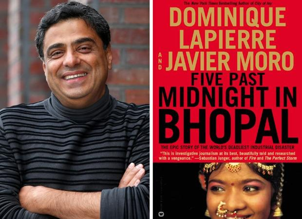 Ronnie Screwvala's RSVP in association with Global One Studios gets the rights to Dominique Lapierre and Javier Moro's book 'Five Past Midnight in Bhopal' : Bollywood News – Bollywood Hungama