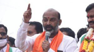 SEC, Hyderabad police biased towards ruling TRS: Bandi