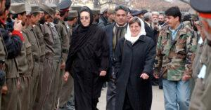 Suhaila Siddiq, Afghanistan's First Female General, Is Dead