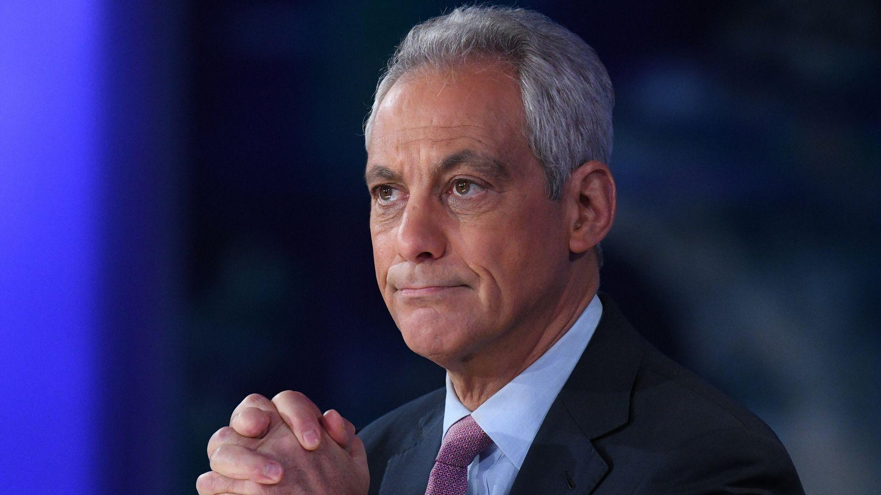 The Left Promises A Bruising Battle If Biden Taps Rahm Emanuel