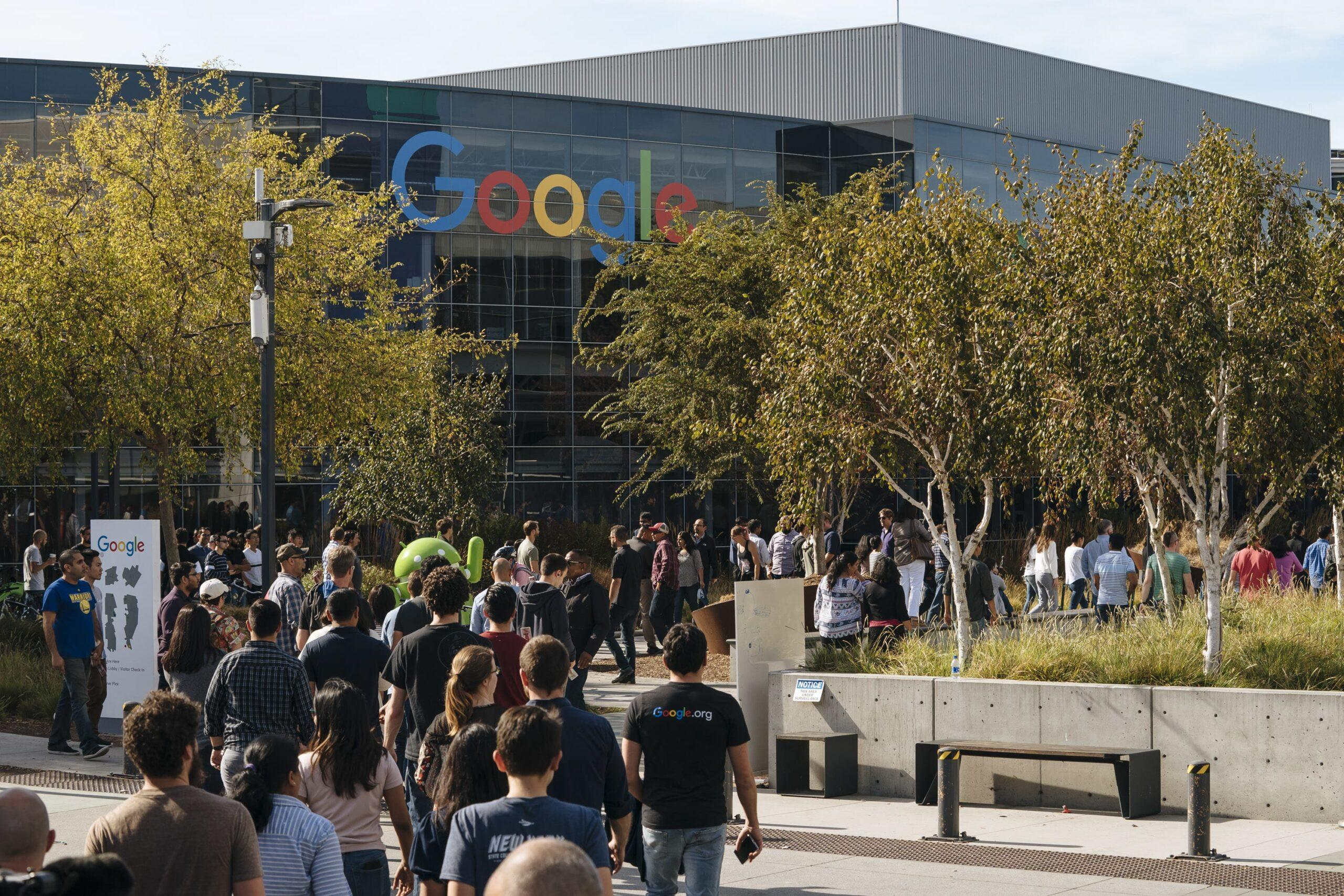 U.S. Labor Board accuses Google of spying on employees, discouraging worker organization, and retaliation