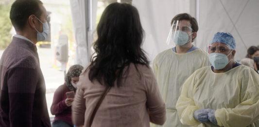 'Grey's Anatomy' Stars To Celebrate Frontline Workers, Talk Coronavirus Vaccine On 'Stars In The House'