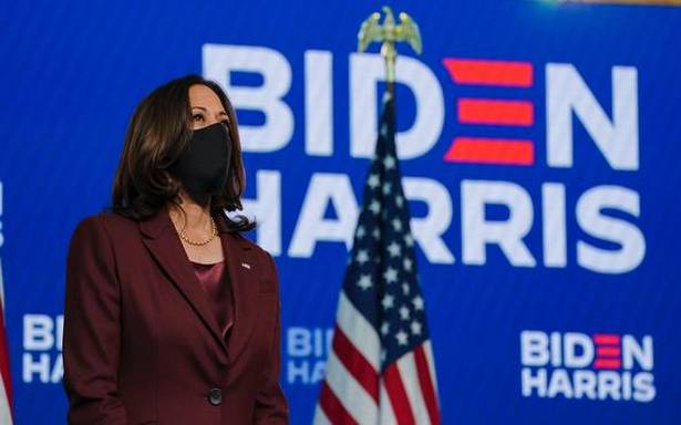 'We not only dream, we do': U.S. Vice President Kamala Harris delivers first remarks to the nation