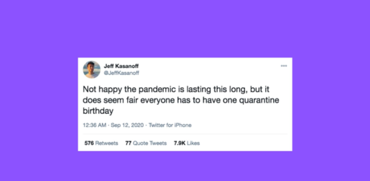 30 Funny And Relatable Tweets About Pandemic Birthdays