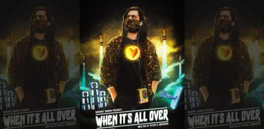 Abhishek Sharma and Zee Music Present Ramzing's 'When It's All Over'