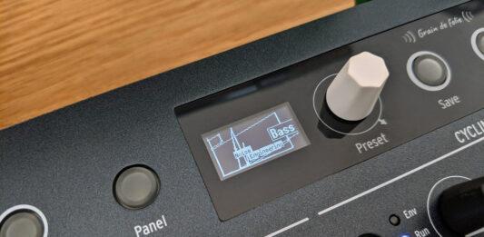 Arturia updates the MicroFreak synth with three new oscillators