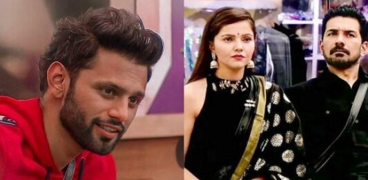 Bigg Boss 14: Rahul Vaidya has a nasty fight with Rubina Dilaik & Abhinav during a task; Calls them 'Nalla'