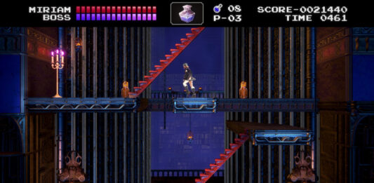 'Bloodstained' goes old school with new classic mode