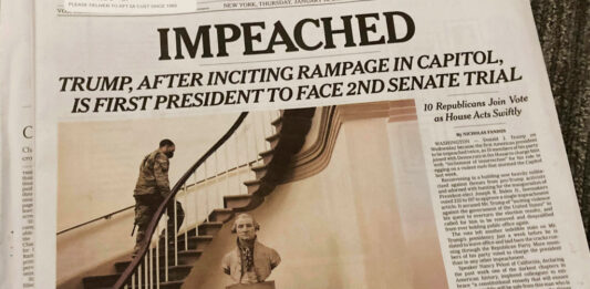 CNN Tops Viewership For The Second Impeachment Of Donald Trump