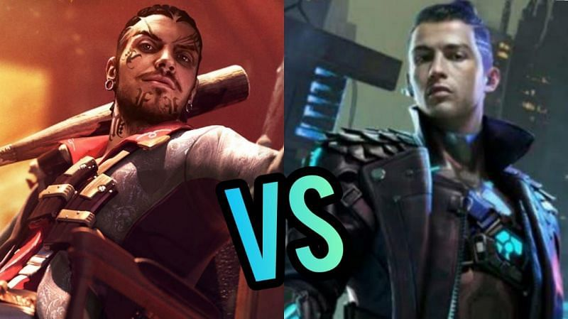 Chrono Vs Antonio In Free Fire Comparing The Abilities Of The Two Characters Pressboltnews
