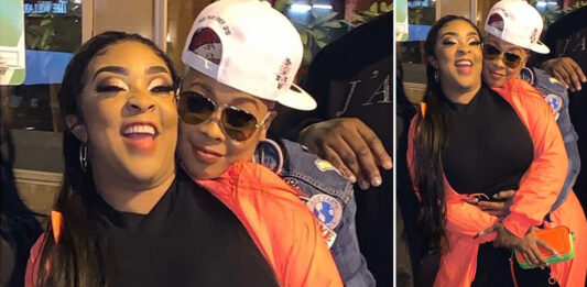 Da Brat Talks About Coming Out — Also Reveals She Was Insecure At The Beginning Of Her Relationship