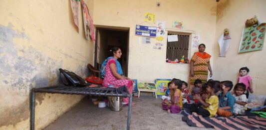 Decide on reopening Anganwadi Centres outside containment zones before Jan 31: SC to states, UTs