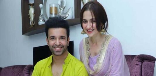 Did Aamir Ali share a picture with estranged wife Sanjeeda Sheikh?