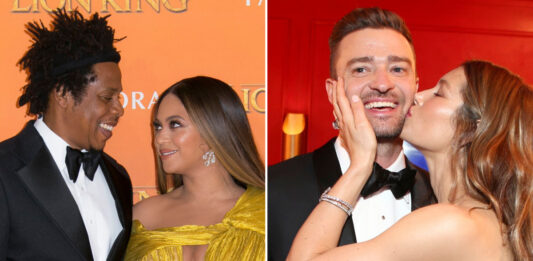 #Goals! Celebrity Couples Who Have Been Together for Over a Decade