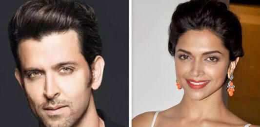 Hrithik Roshan and Deepika Padukone's Fighter to be mounted on Rs. 250 crore budget