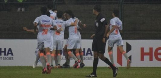 I-League 2020-21: Defiant Indian Arrows pick up first point of season after draw against Aizawl FC
