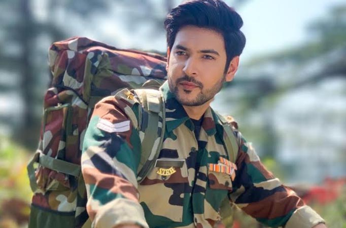 I am just an actor but I cannot express the sense of happiness, responsibility and patriotism I felt wearing the uniform: Shivin Narang