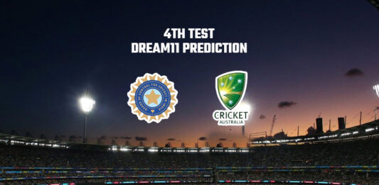 IND vs AUS 4th Test Dream11 Prediction: India vs Australia Probable XI, Fantasy Playing Tips, Live Streaming – IND vs AUS LIVE at 5:30 AM IST Friday Jan 14 on Insidesport