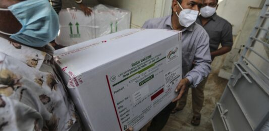 India is using two different COVID-19 vaccines. Uncertainty surrounds one of them