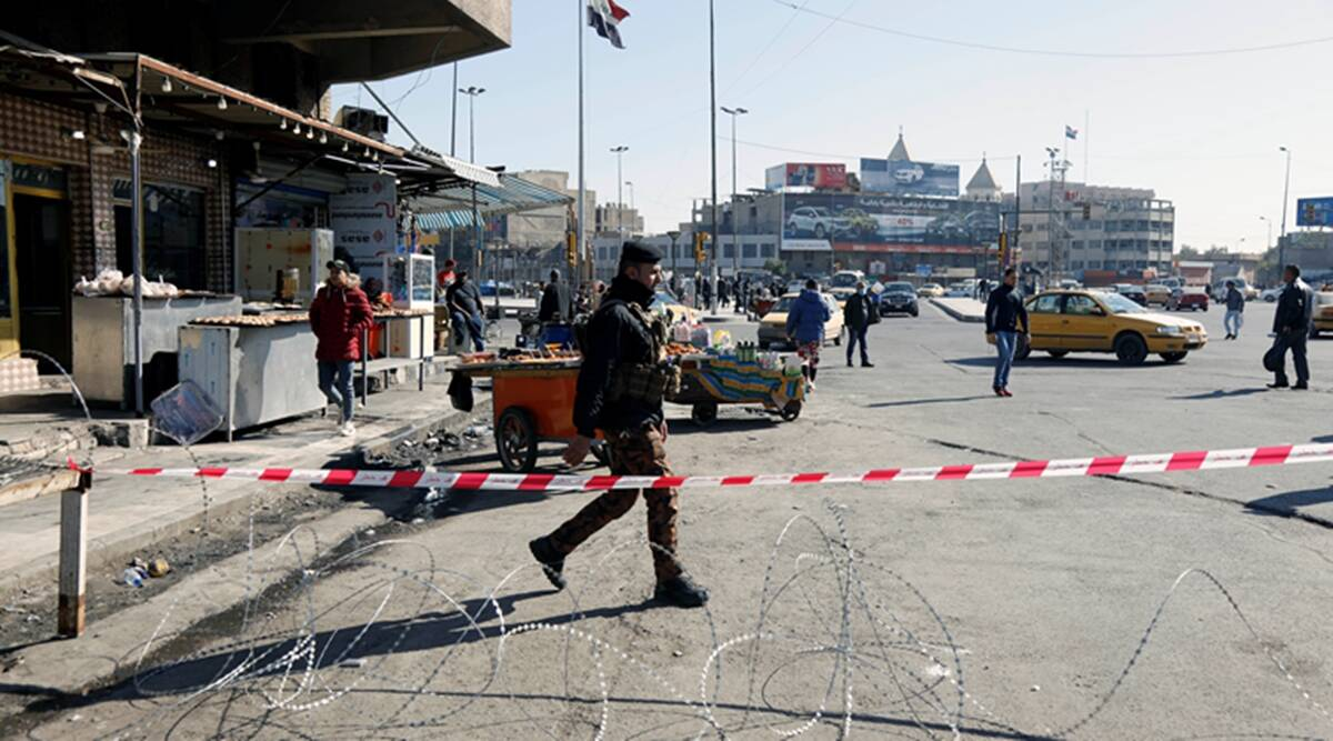 Islamic State claims responsibility for deadly twin blasts in Baghdad