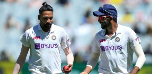 Jasprit Bumrah Playing Fourth Test? Indian Batting Coach Reveals