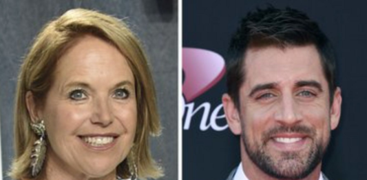 Katie Couric, Aaron Rodgers To Be 'Jeopardy!' Guest Hosts
