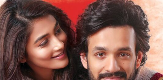 Leads Akhil Akkineni and Pooja Hegde from 'Most Eligible Bachelor' release new movie poster on Sankranti - Bollywood Dhamaka