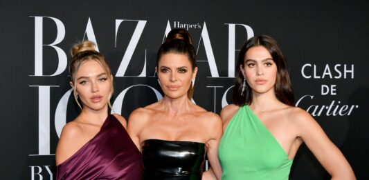 Lisa Rinna shares vintage dresses with her daughters: 'The legacy of beauty and style continues'