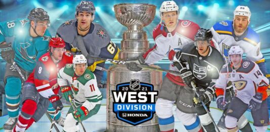 NHL West Preview: Some top-tier teams, but mostly trash