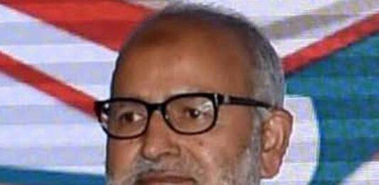 Naeem Akhtar found unconscious in sub-jail room, hospitalised
