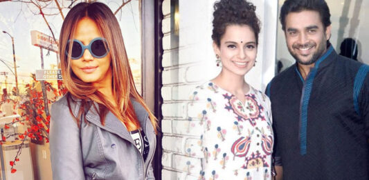 Neetu Chandra says she replaced by Kangana Ranaut on R Madhavan's Recommendation in Tanu Weds Manu