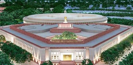 New Parliament construction work likely to start on Jan. 14