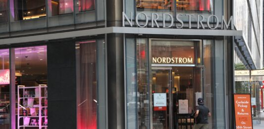 Nordstrom shares drop as retailer says holiday sales tumbled 22%