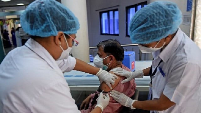 Over 1.91 lakh healthcare, sanitary workers get COVID-19 vaccine jabs; no cases of post-vaccination hospitalisation, says Centre