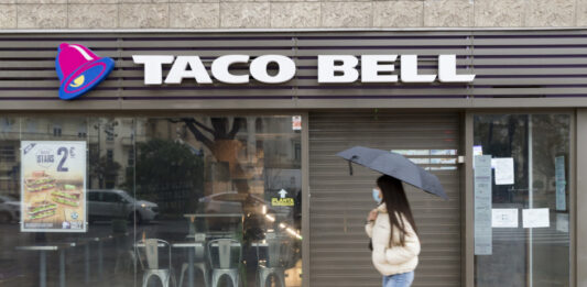 Taco Bell is working with Beyond Meat to create a new plant-based protein