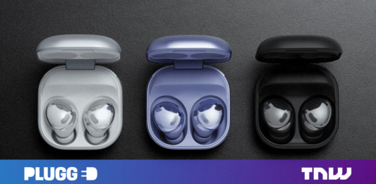 The Galaxy Buds Pro are Samsung's answer to the AirPods Pro
