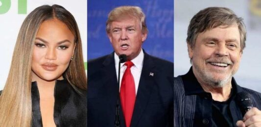 'Thought it was like dying': Chrissy Teigen, Cardi B, Mark Hamill and others react to Donald Trump's impeachment news