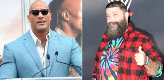 WWE Legend Mick Foley Reminds Dwayne Johnson AKA The Rock Of