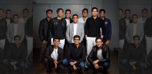 World Renowned Penn Masala in the Cappella NCPA Championship
