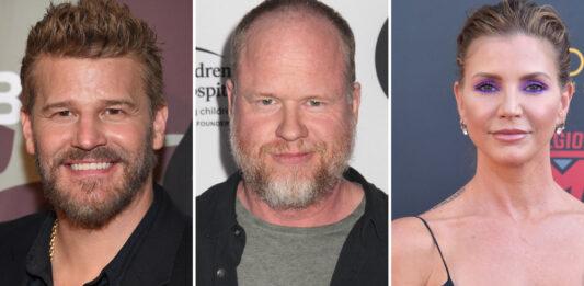 'Buffy' Alum David Boreanaz Pledges Support For Charisma Carpenter Amid Joss Whedon Abuse Claims