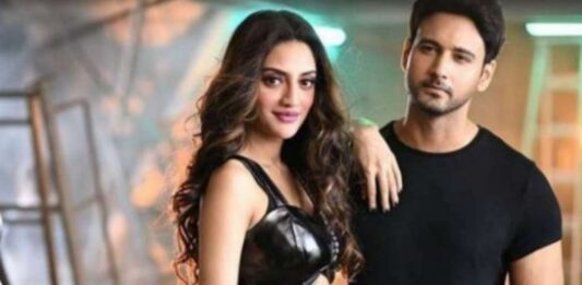 Twinkle and Akshay are married, Nusrat and I are not, says Yash dasgupta after joining BJP