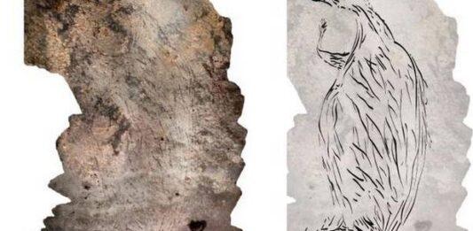 17,000-year-old kangaroo painting is Australia's oldest Aboriginal rock art